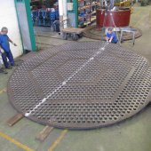 INTERCOOLING PLATE
