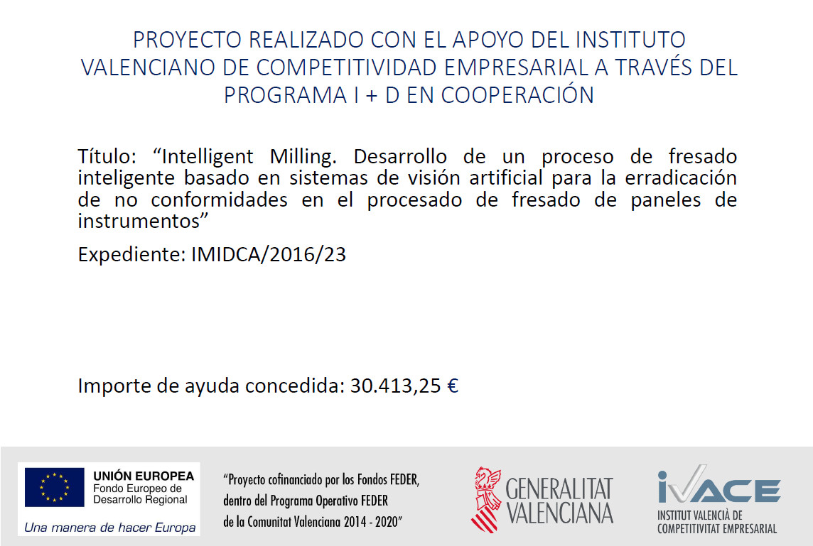 Proyecto Intelligent Milling